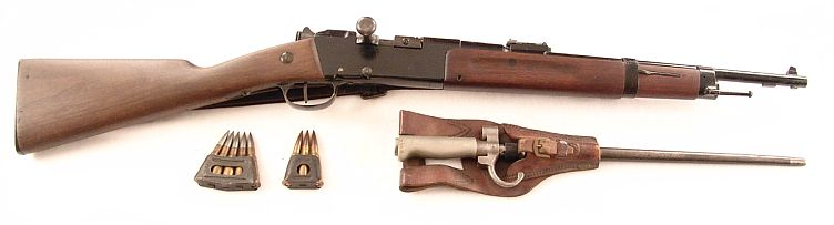 The French Lebel Mle.1886 M93 M27 Trials Rifle : : C&Rsenal